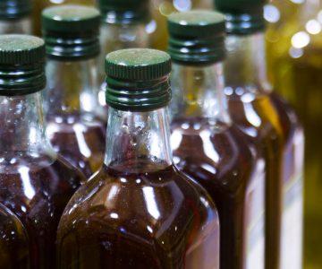 cómo se guarda y conserva el aceite